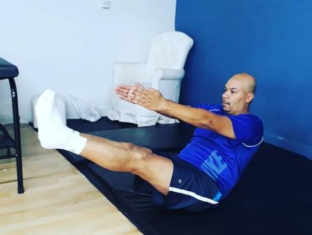 Homem faz Pilates?
