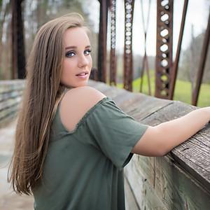 Morgan Padgett - Senior