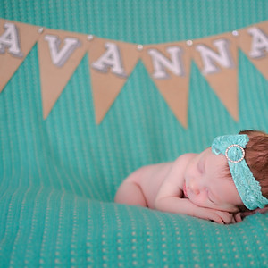 Savannah Kate - Newborn