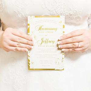 Linder/Wilson Wedding