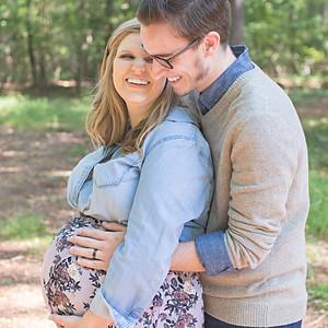 Cassady & Noah - Maternity