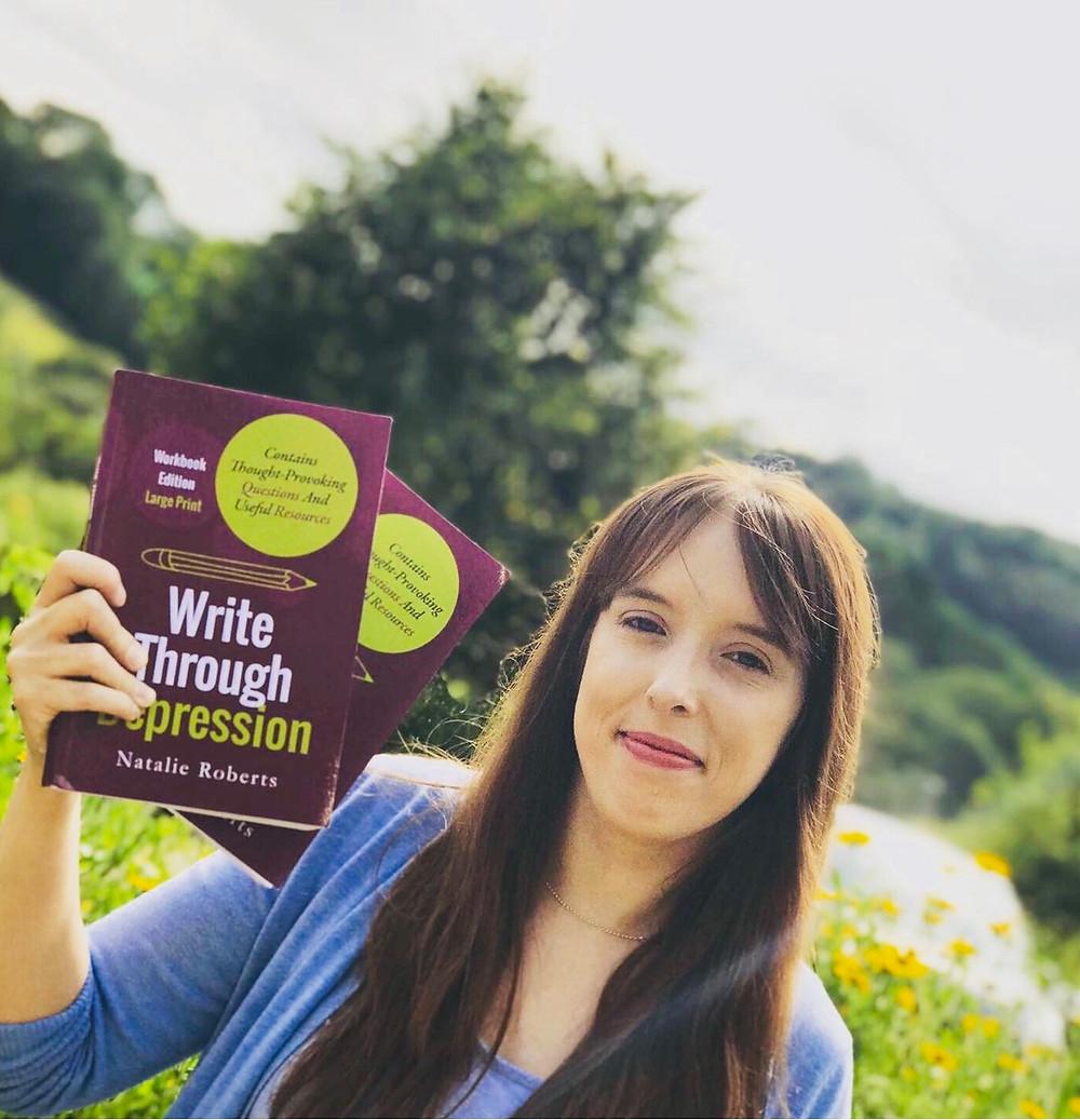 Author of 'Write Through Depression'