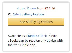 19/04/2020 Amazon UK for a Curious Cat Books title.