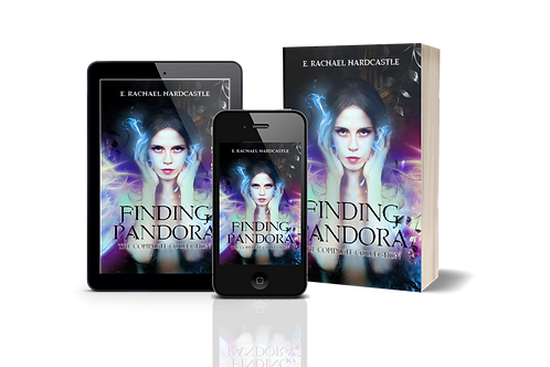 Finding Pandora: The Complete Collection.