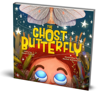 The Ghost Butterfly by Adam Cornish