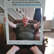 Bluetooth & the World Wide Web Book Tour