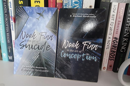 Noah Finn Series Bundle