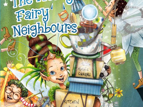The Noisy Fairy Neighbours - Out Now!