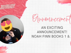 An Exciting Announcement!