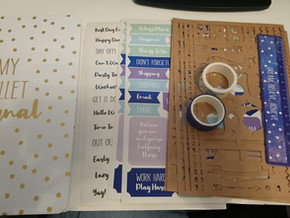 Paper Place Bullet Journal Set Review