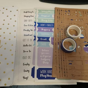 Paper Place Bullet Journal Set Review