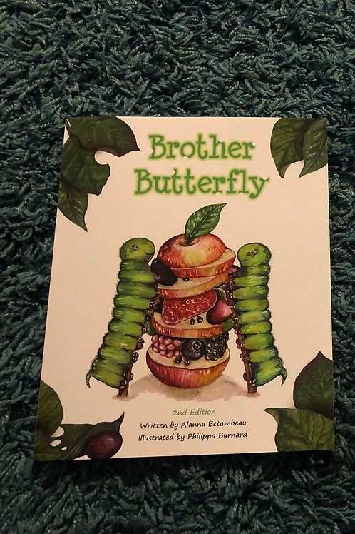 Brother Butterfly (2nd Edition)