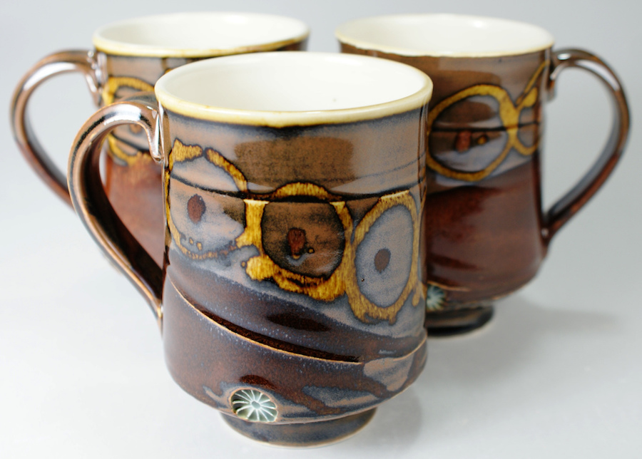 Porcelain Mugs