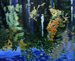 2014 Anne Swiderski Autumn Reflections R