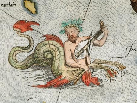 Monday Motivation - Sea Monster Edition