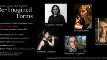 RE-IMAGINED FORMS PREMIERE OF STRASBOURG DETAILS