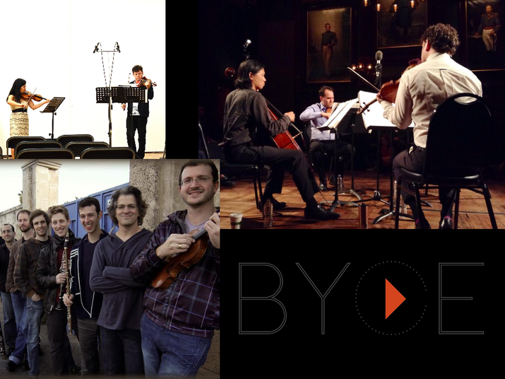 NEW COMPOSITIONS BY SPENCER TOPEL IN 2015