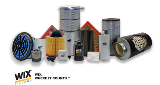 Wix Filters love Engines!  See us for the full range.