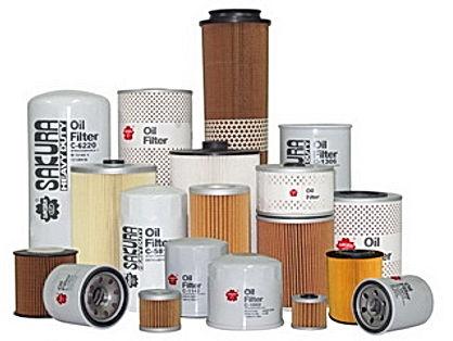 Sakura Filtration Products.