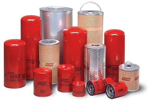 QACS has a complete range of Baldwin Filters.