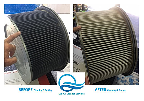 Filter Cleaning and Testing - we are your filter washing specialists!