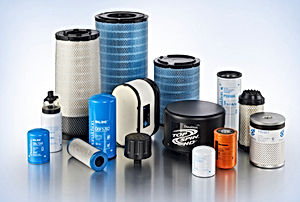 Donaldson Air, Engine, Oil, Fuel & Hydraulic Filtration & Exhaust Products