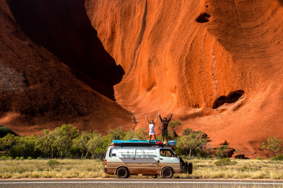 Top Ten Places Around Aus - #7 The Red Centre