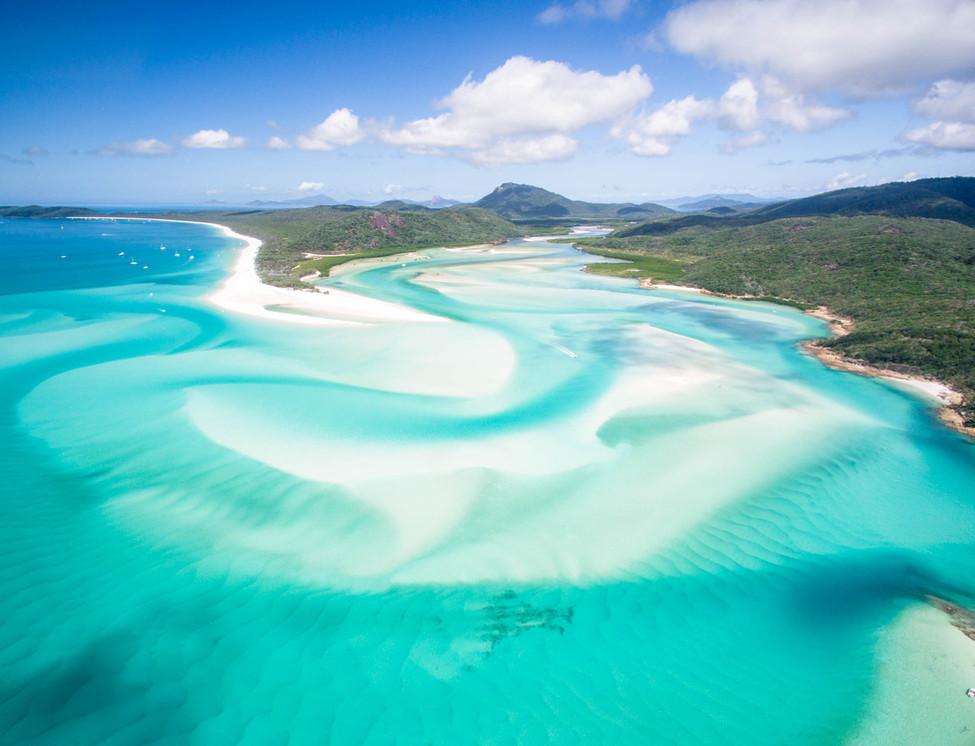 Top Ten Places Around Aus - #9 The Whitsundays