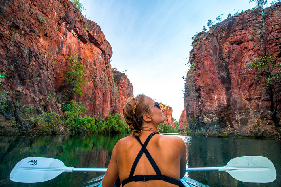 Top Ten Places Around Aus - #10 Lawn Hill Gorge