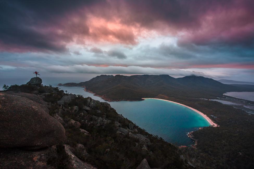 Top Ten Places Around Aus - #6 East Coast Tasmania