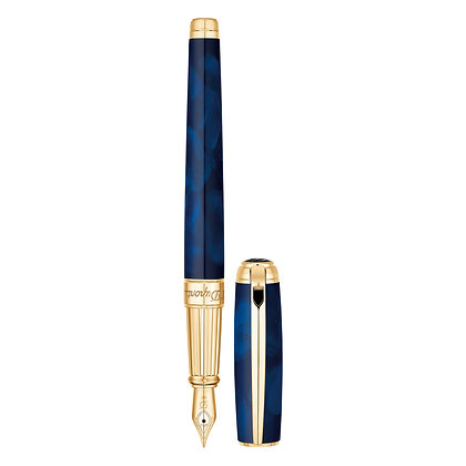 Atelier Blue Fountain Pen