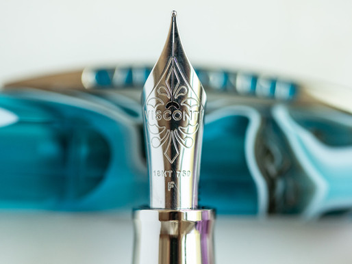 New Visconti In-House Nibs!