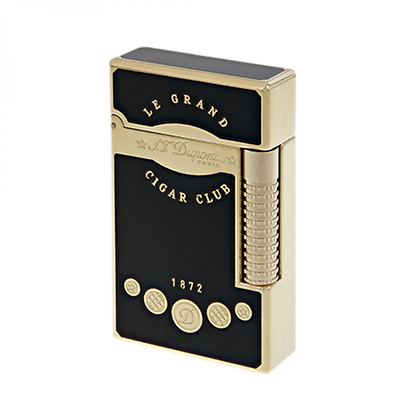 Cigar Club Black Lacquer