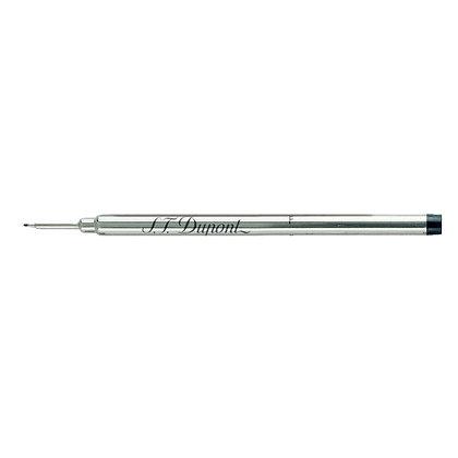 Medium Ballpoint Refill Black (x10)