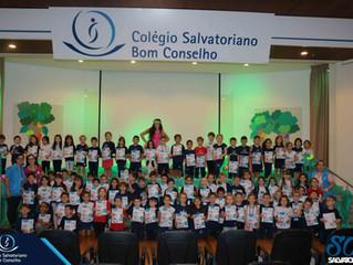 Projeto Alfabeto Poético dos Nomes- Colégio Bom Conselho de Passo Fundo RS