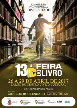 13 feira do livro