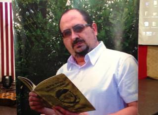 Pablo Morenno foi homenageado como Patrono da Feira do Livro de Fontoura Xavier