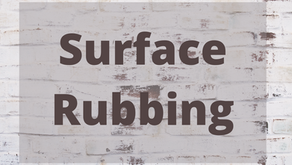 Art of surface rubbing