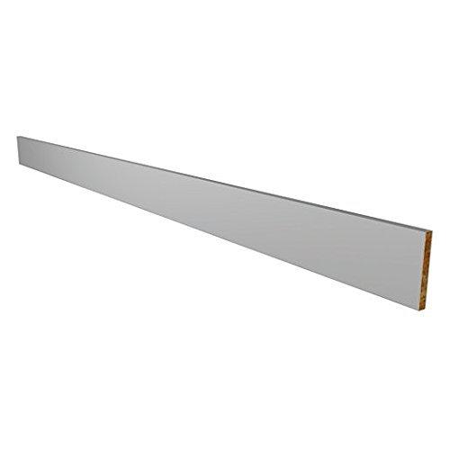 Grey Gloss Bottom Plinth - 2600 mm