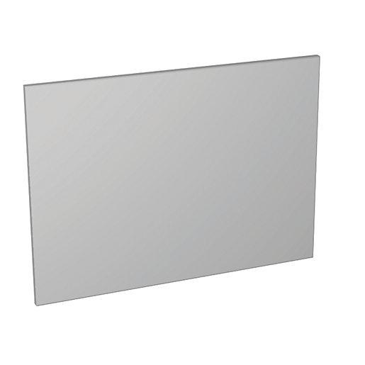 Grey Gloss Kitchen Appliance Door  600mm x 437mm