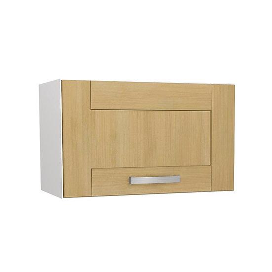 Oak Effect Kitchen Slim Wall Unit - 600mm