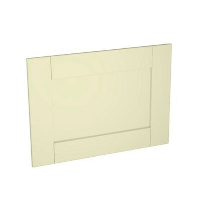 Cream Kitchen Appliance Door  600mm x 437mm