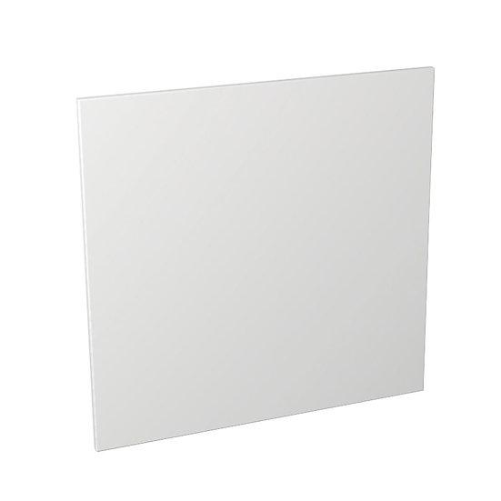 White Gloss Kitchen Appliance Door 600mm x 584mm