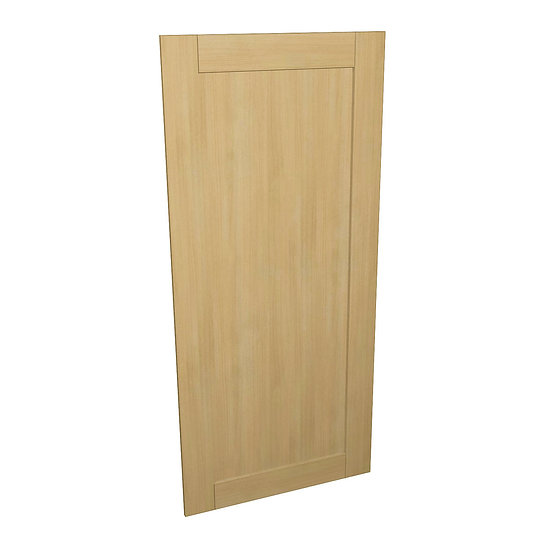 Oak Effect Matt Kitchen Appliance Door 600mm x 1319mm