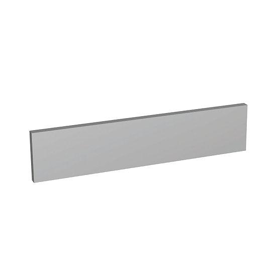 Grey Gloss Kitchen Appliance Door 600mm x 131mm