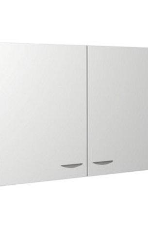 Matt White Kitchen Wall Unit 1000mm