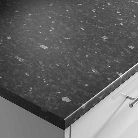 Black Slate Satin 28mm Worktop 3000mm x 600m x 28mm