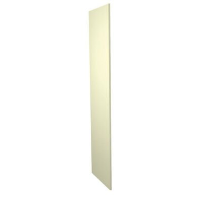 Cream Kitchen Tall Unit End Panel