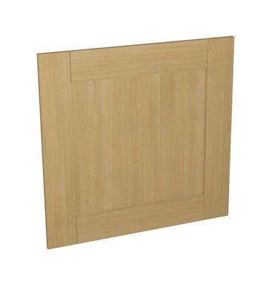 Oak Effect Kitchen Appliance Door 600mm x 584mm