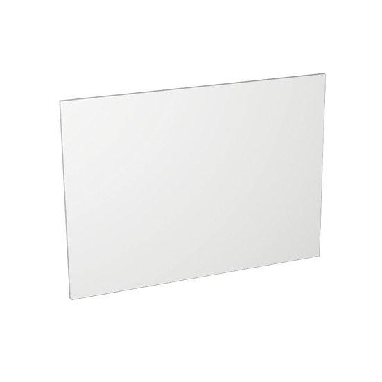 White Matt Kitchen Appliance Door  600mm x 437mm